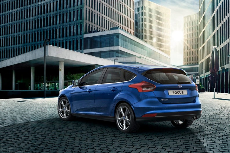 ford focus 2014 arriere