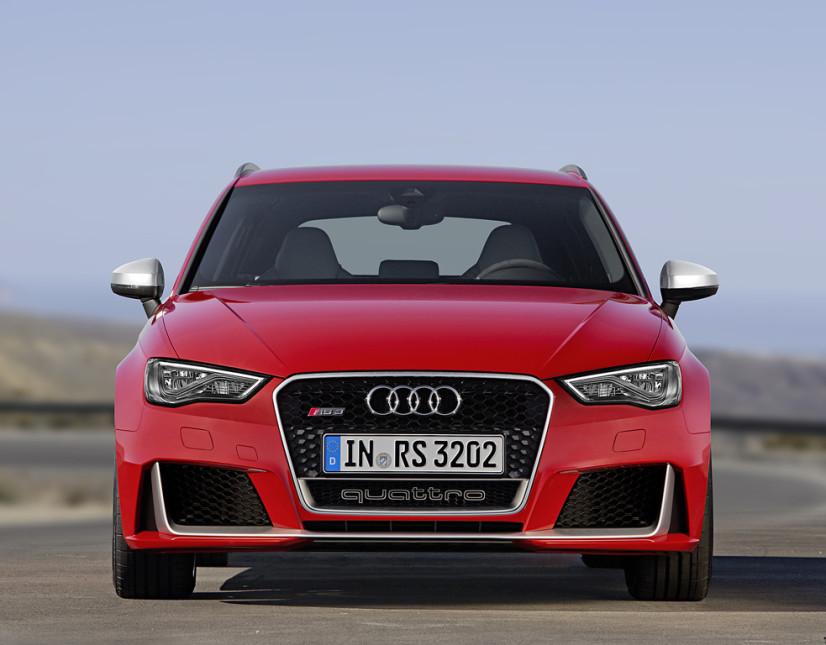 Audi RS3 Sportback avant