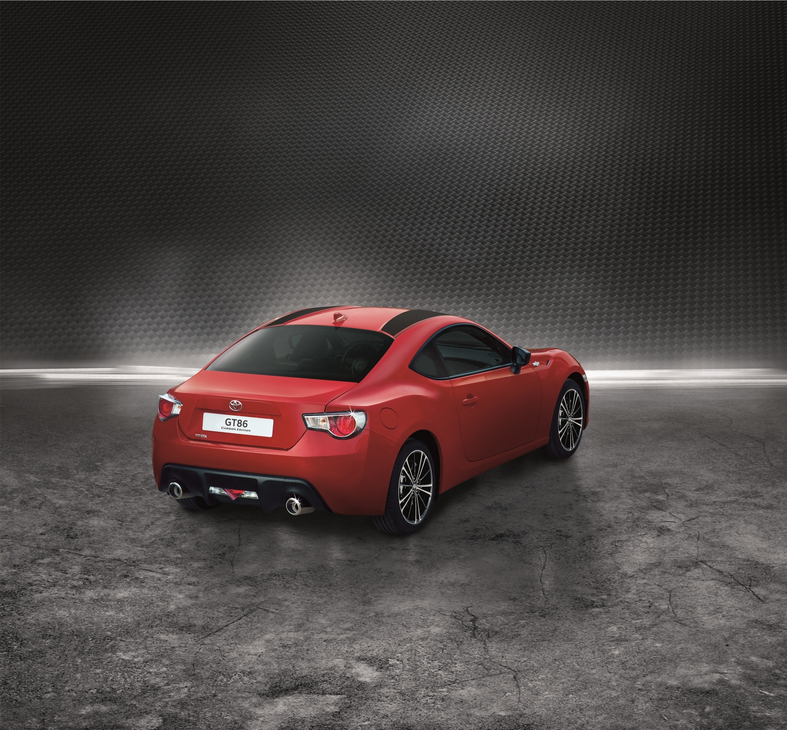Toyota GT86 arriere