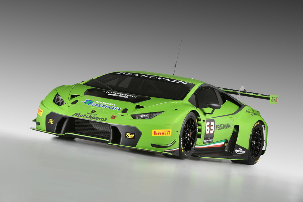 lamborghini huracan gt3 2015 le taureau dans l 39 ar ne. Black Bedroom Furniture Sets. Home Design Ideas