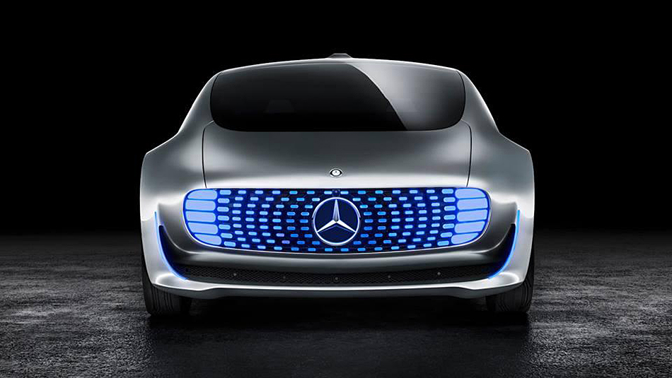 mercedes pr sente sa voiture autonome. Black Bedroom Furniture Sets. Home Design Ideas