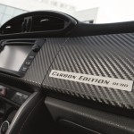 GT86 Carbon Planche de bord
