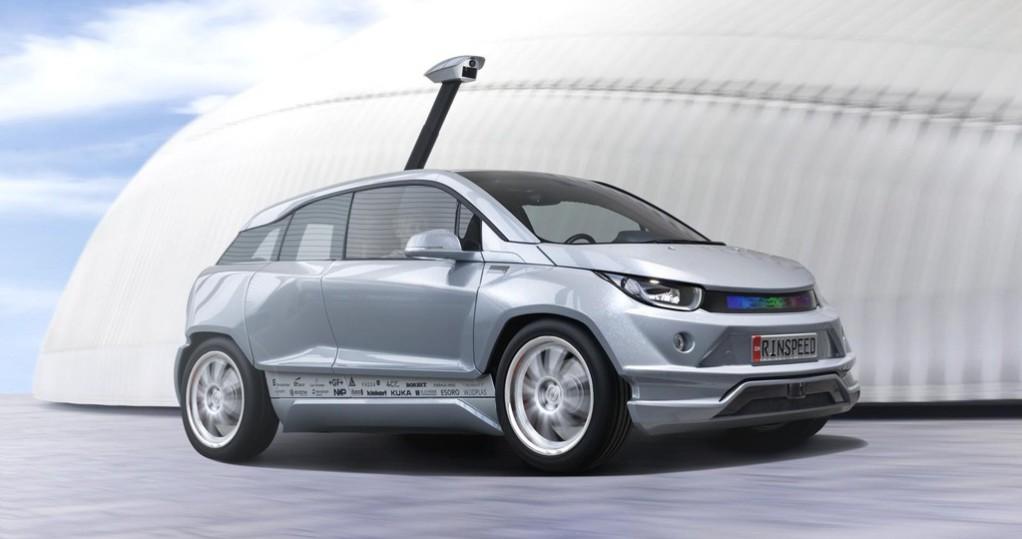 voiture autonome