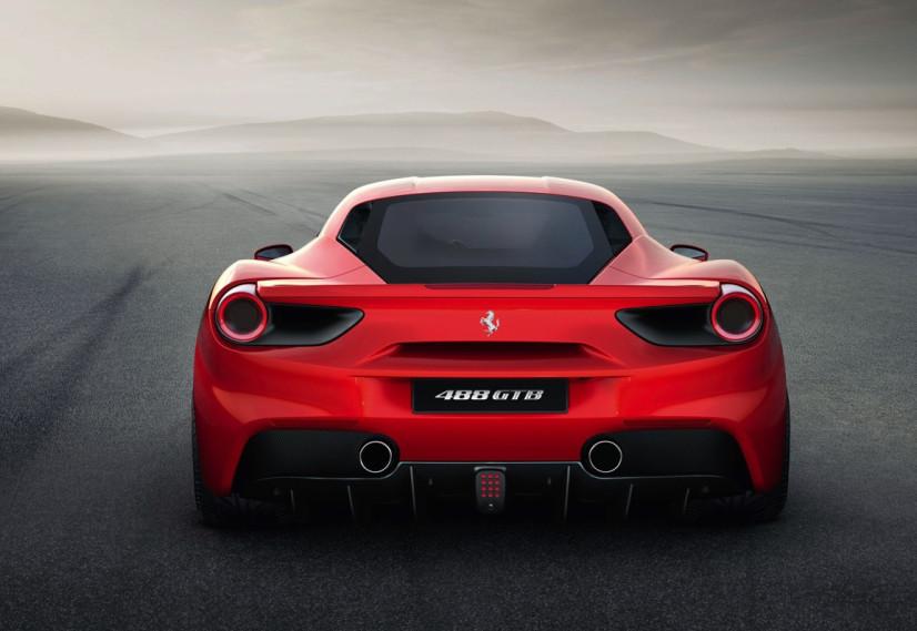 photo Ferrari 488 GTB