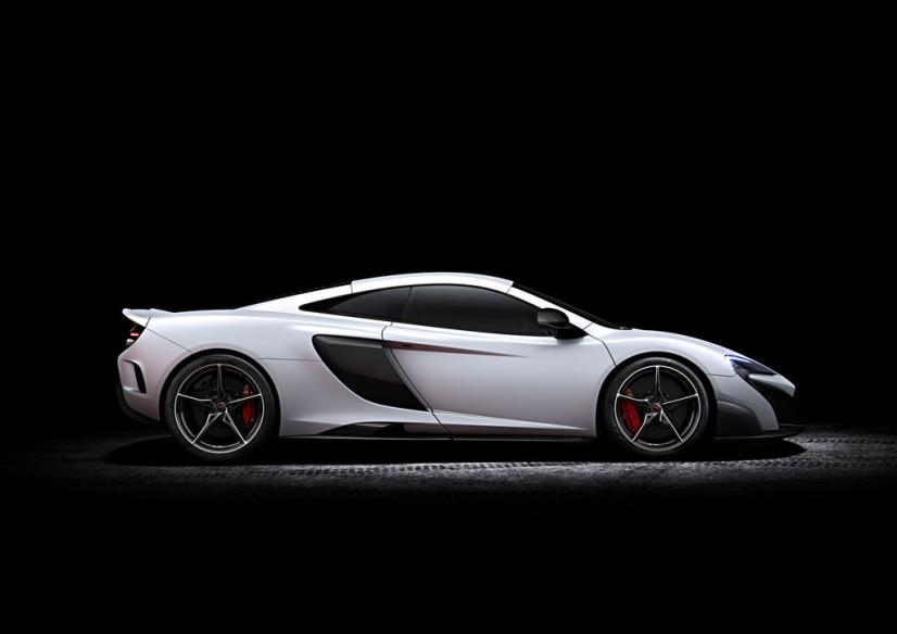 profil McLaren 675 LT