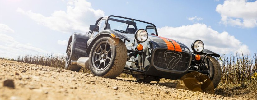 Caterham 360 face avant