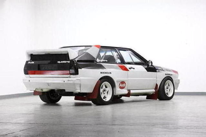 Audi Quattro A1 Group B