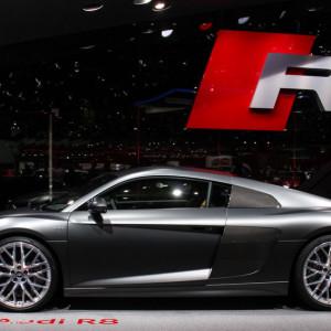 Audi R8 genève