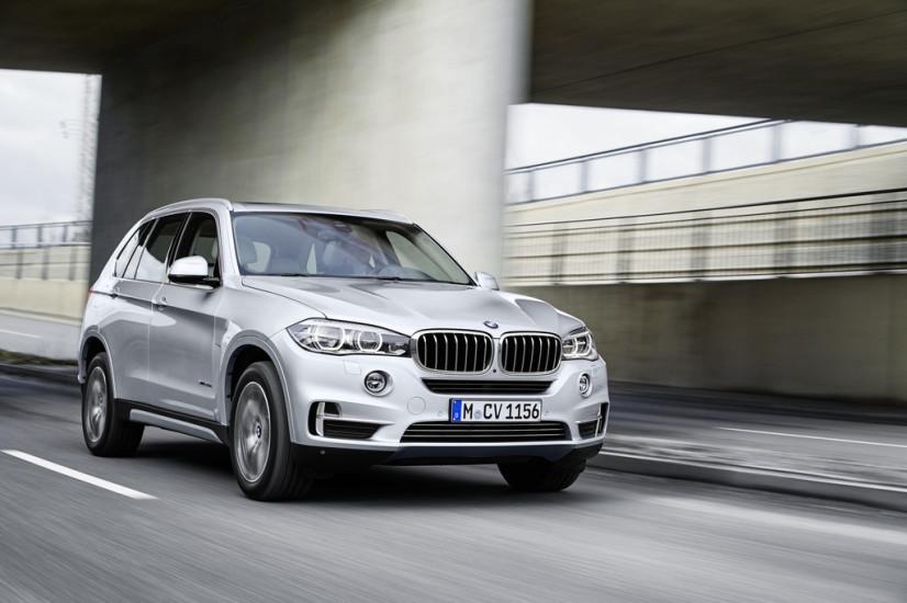 face avan BMW X5 xDrive40e