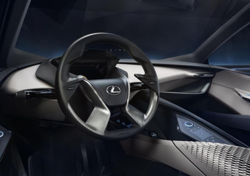 Lexus LF-SA intérieur