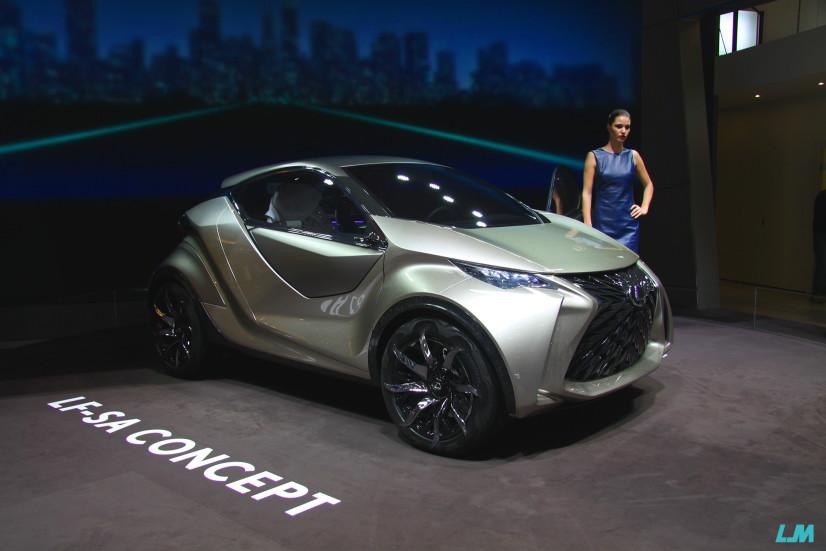 Concept Lexus LF-SA