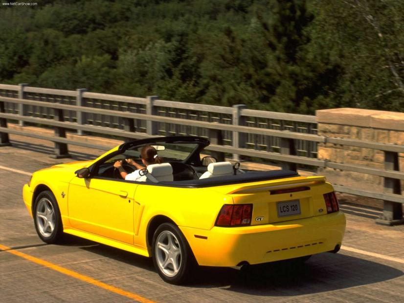 Mustang 1999 GT