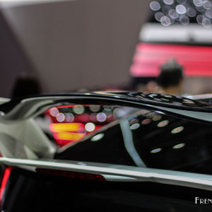 Honda Civic R aileron