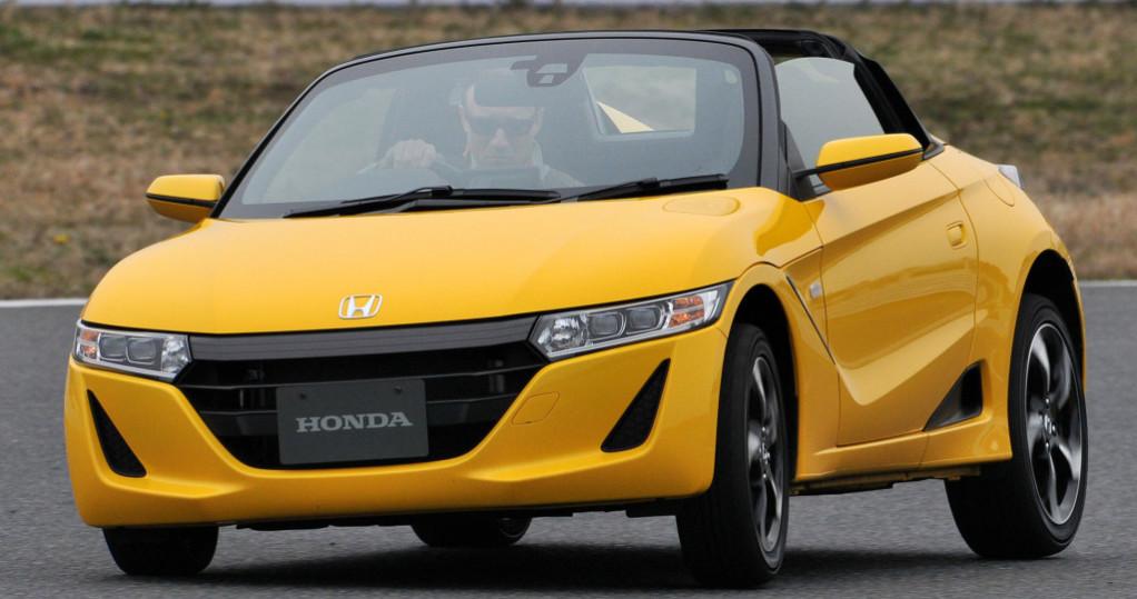 Honda S660 K-Car