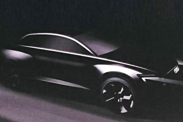 Audi Q8 SUV coupé