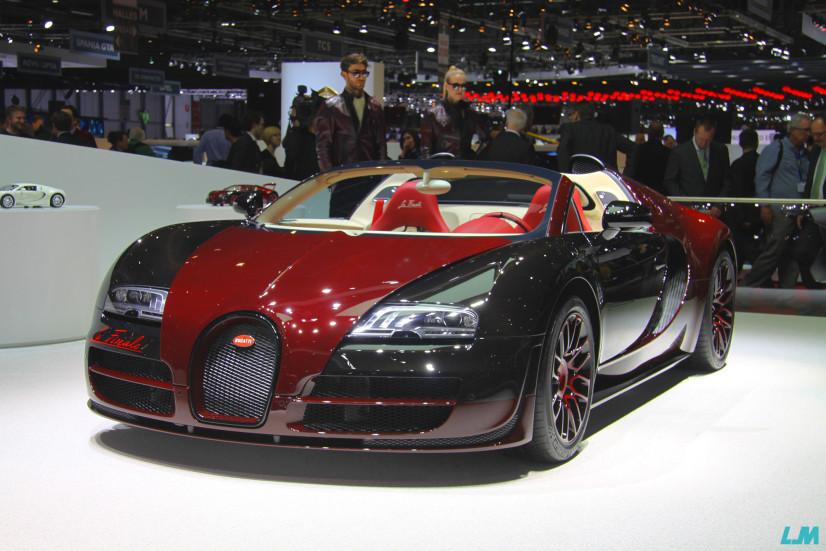 Bugatti Veyron : La Finale