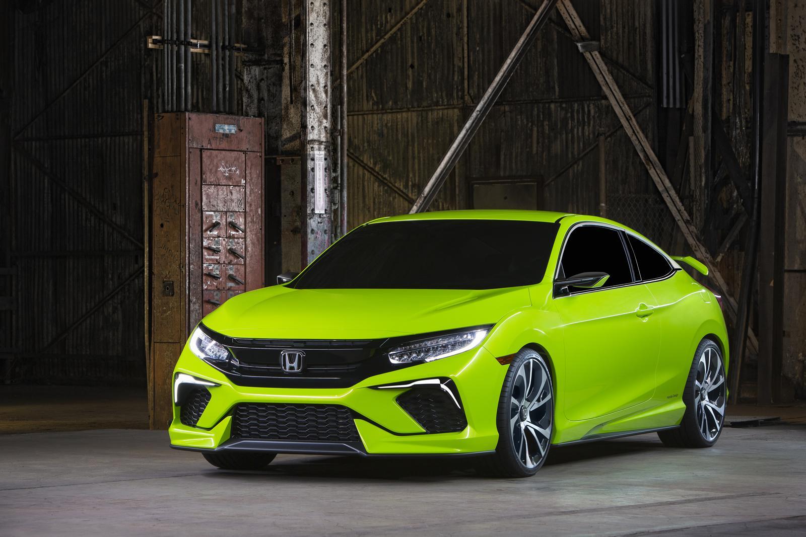 Honda Civic Concept 2015