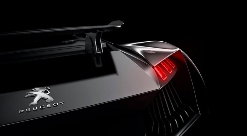Peugeot Supercar Concept