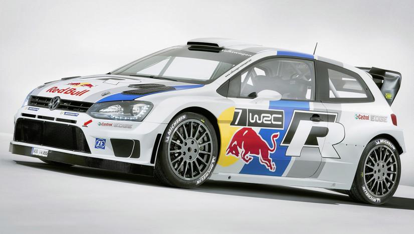 Polo 5 R WRC 2013
