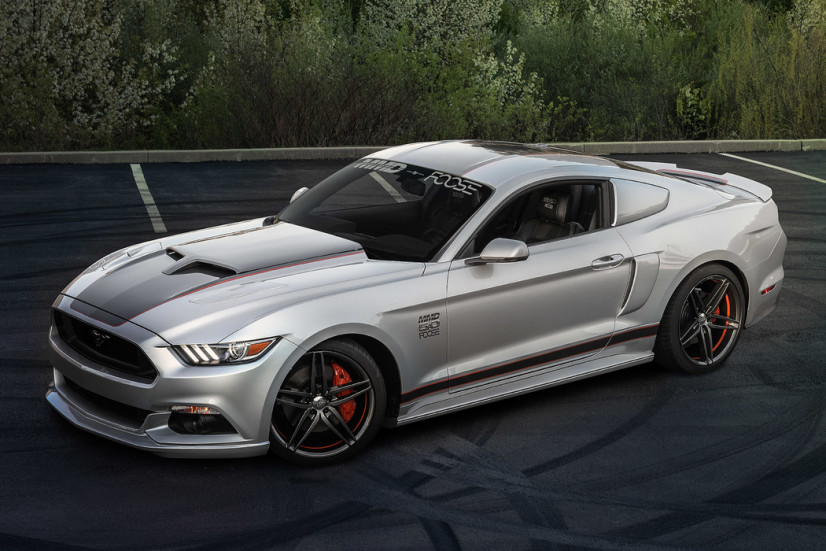 Ford Mustang GT MMD