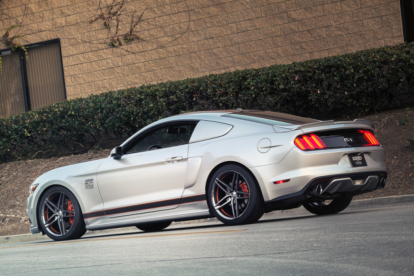 Ford Mustang MMD arriere