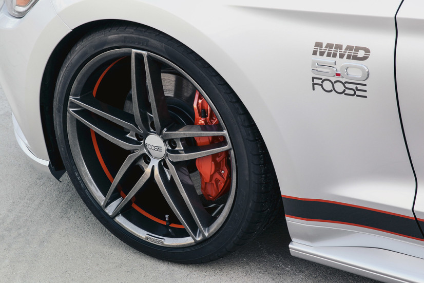 Jantes Ford Mustang GT MMD