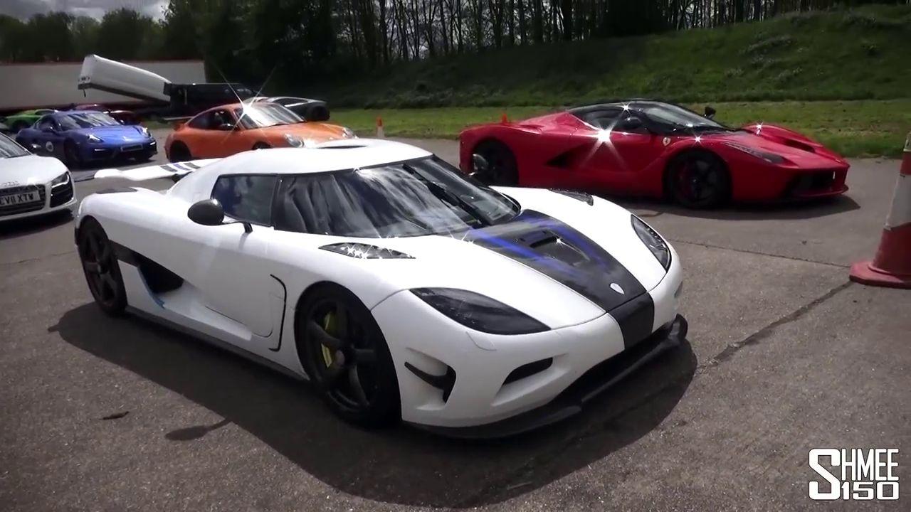 LaFerrari contre Koenigsegg-Agera