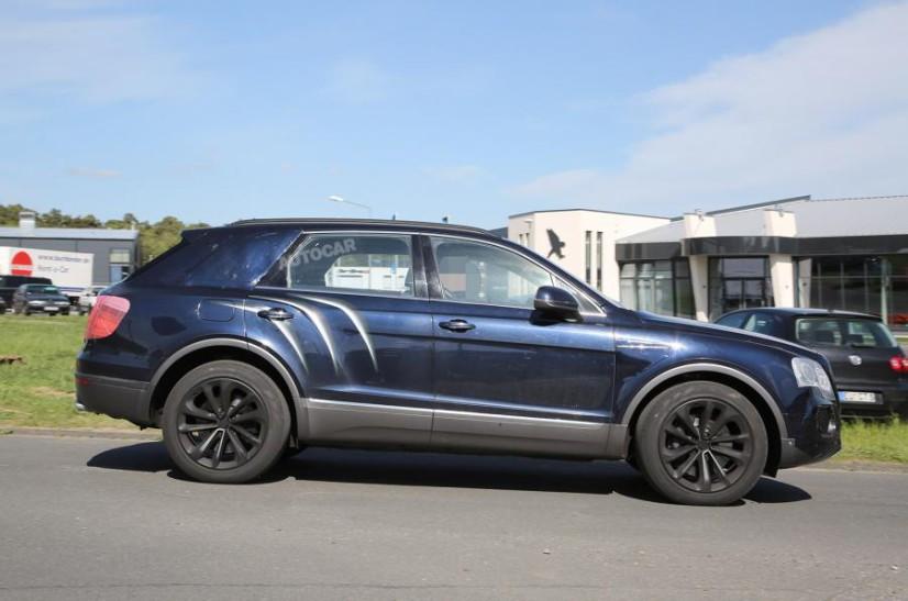 SUV Bentley Bentayga