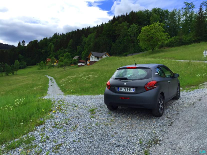 Nouvelle couleur Peugeot 208