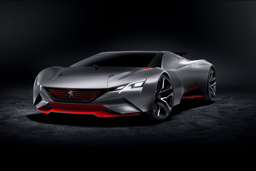 Peugeot- Vision Gran Turismo