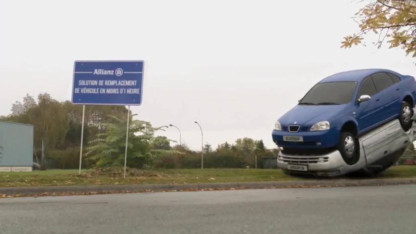 Remplacement de véhicule Allianz