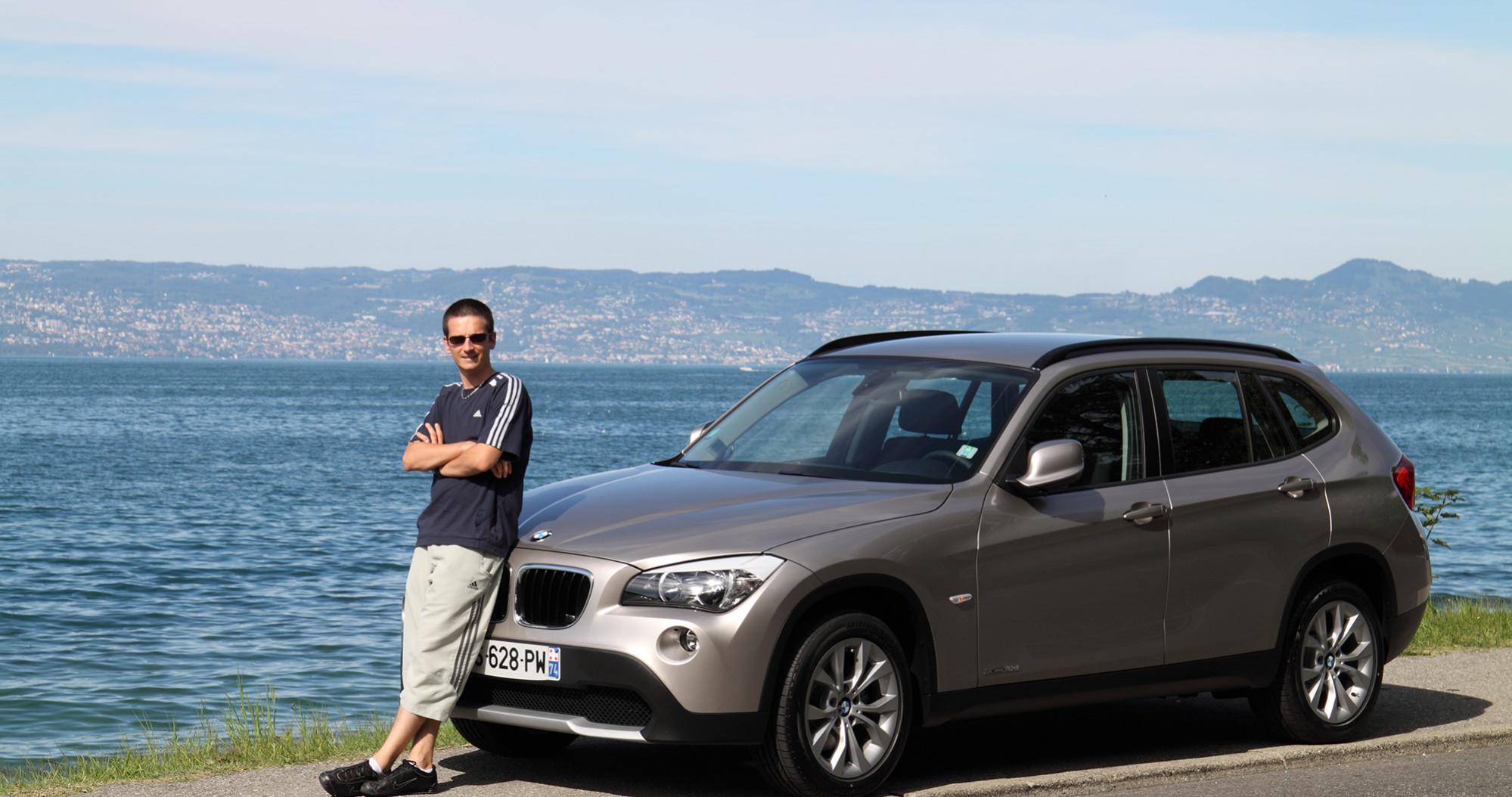 BMW X1 Léman