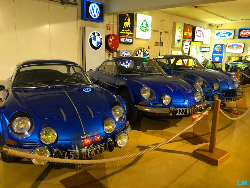 Lohéac Renault Alpine