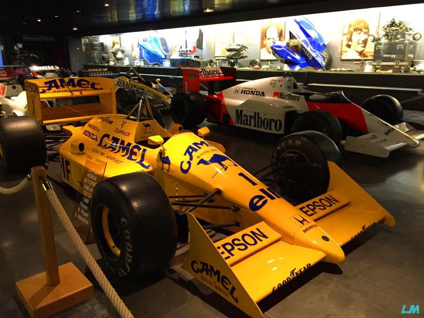Lohéac Lotus F1