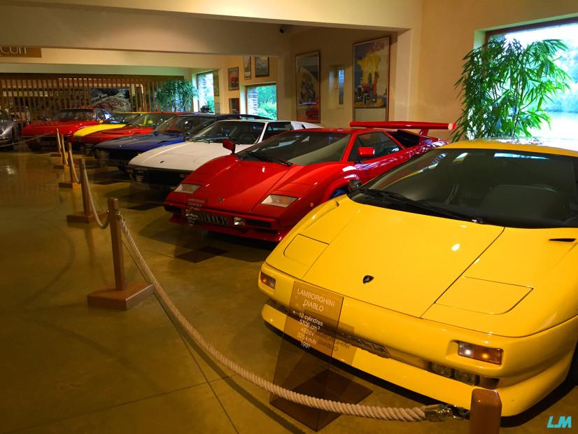 Lohéac Lamborghini