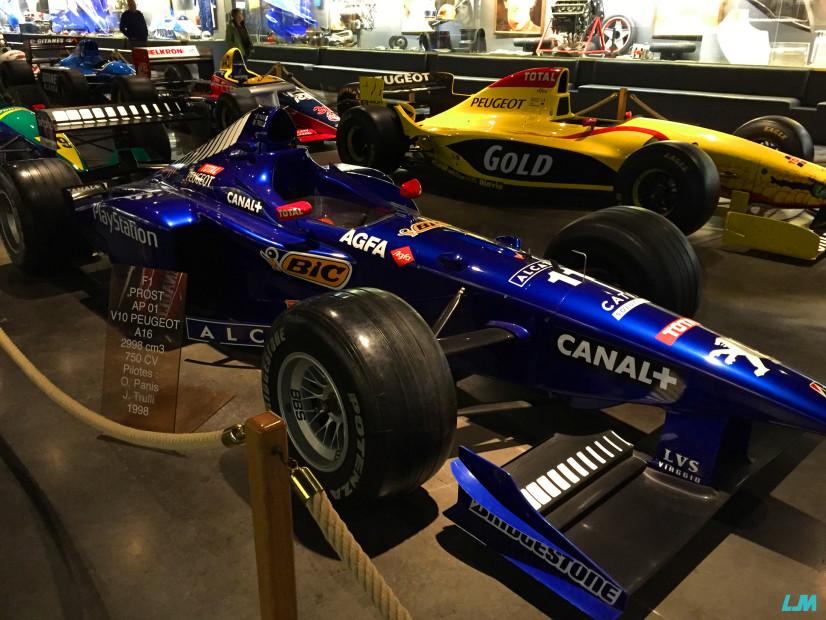 Lohéac F1 Prost