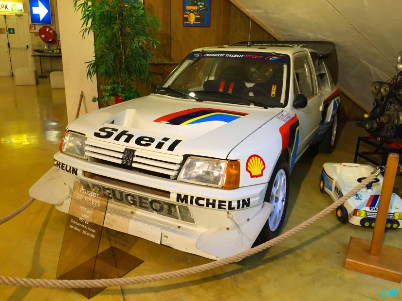205 Rallye Lohéac