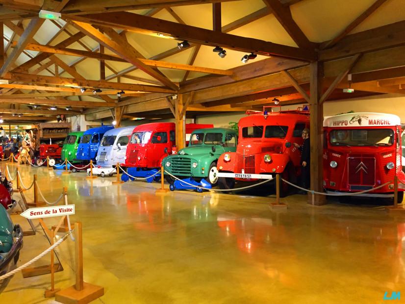 Musée Lohéac Pompiers