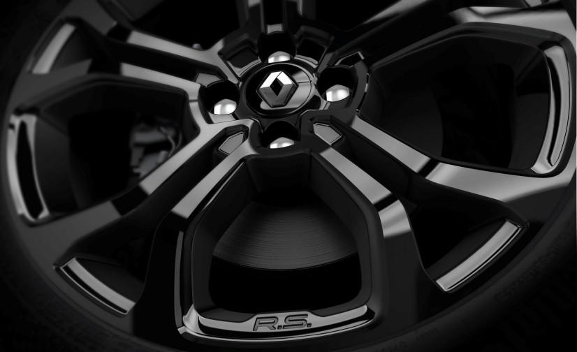 Jante Renault Sandero RS