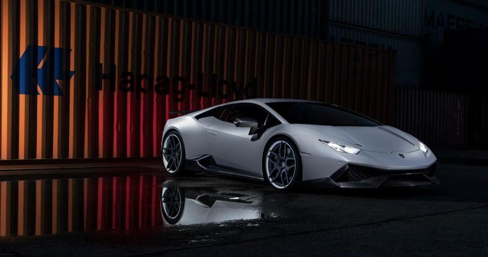 Lamborghini Huracan Novitec Torado
