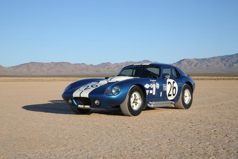 Shelby Coupé Cobra Daytona