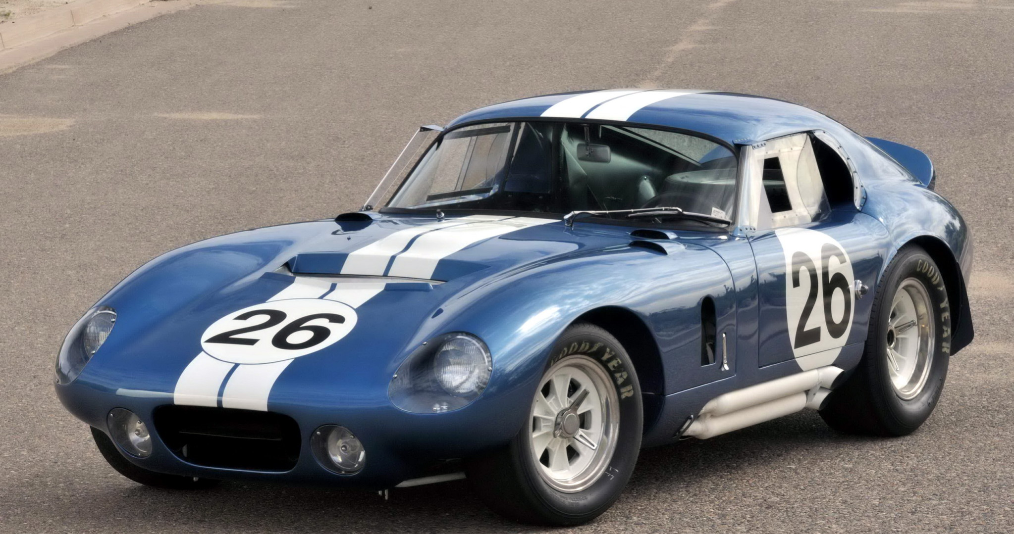 Shelby Coupé Daytona 1964