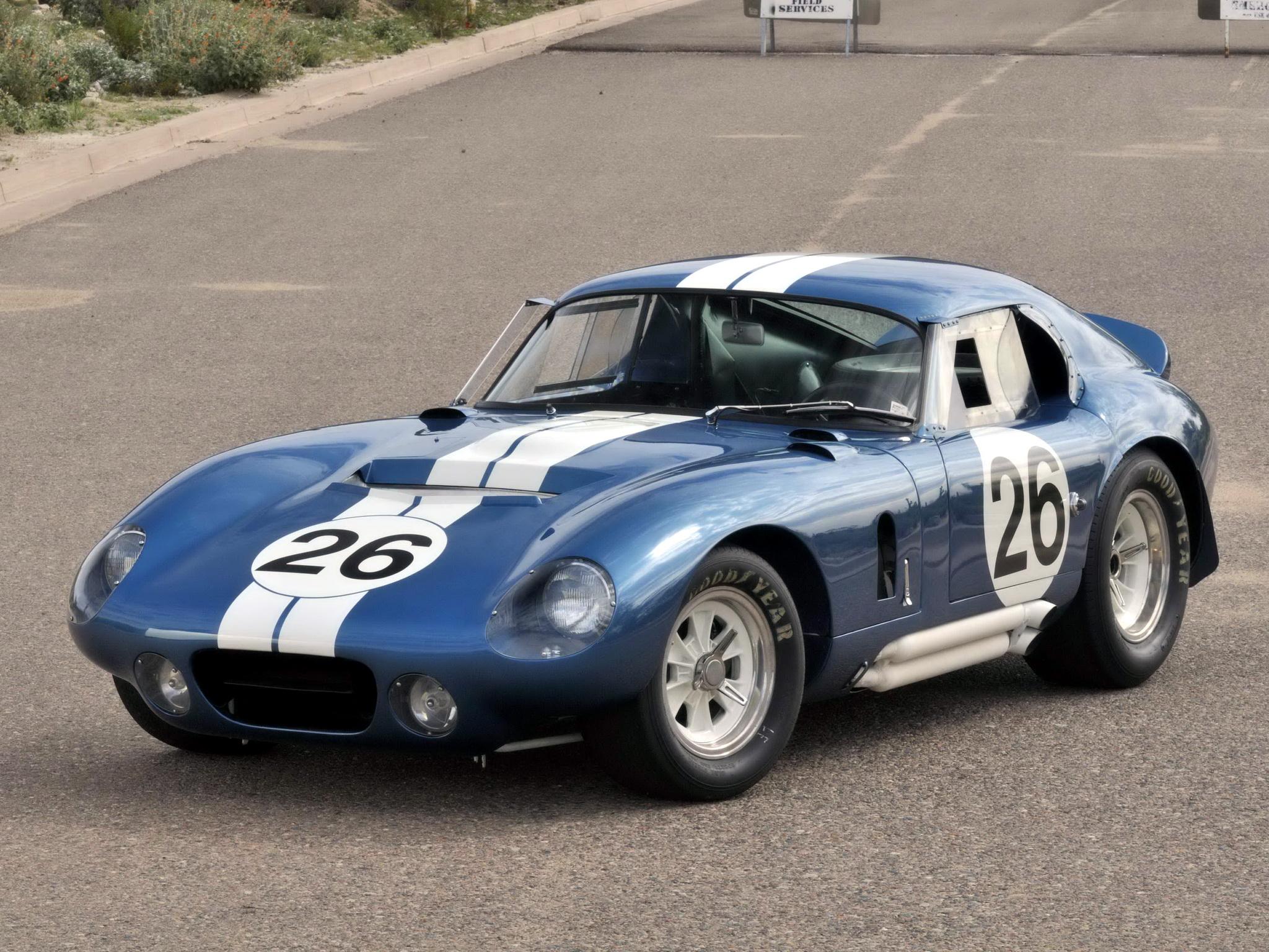 Shelby Coupé Daytona 1964