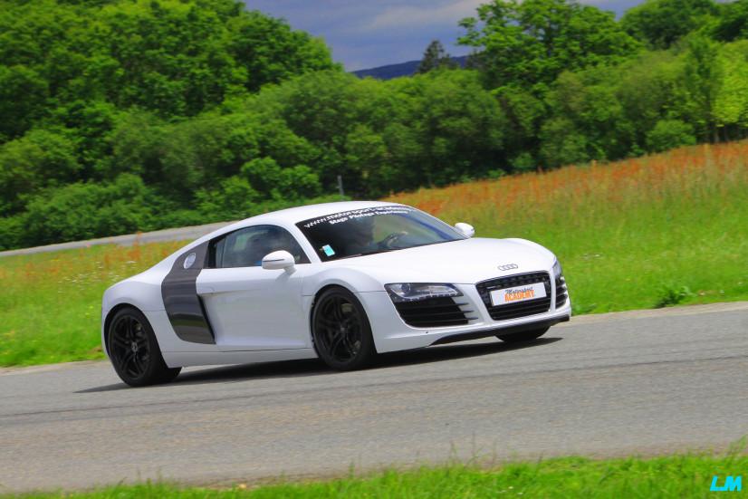 Audi R8 Motorsport Academy