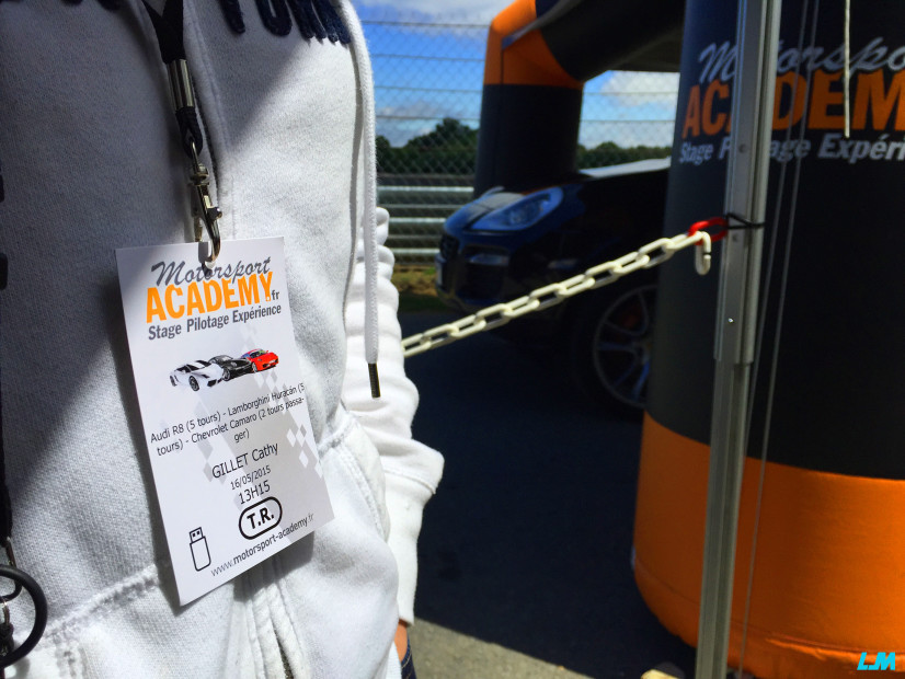 Motorsport Academy badge
