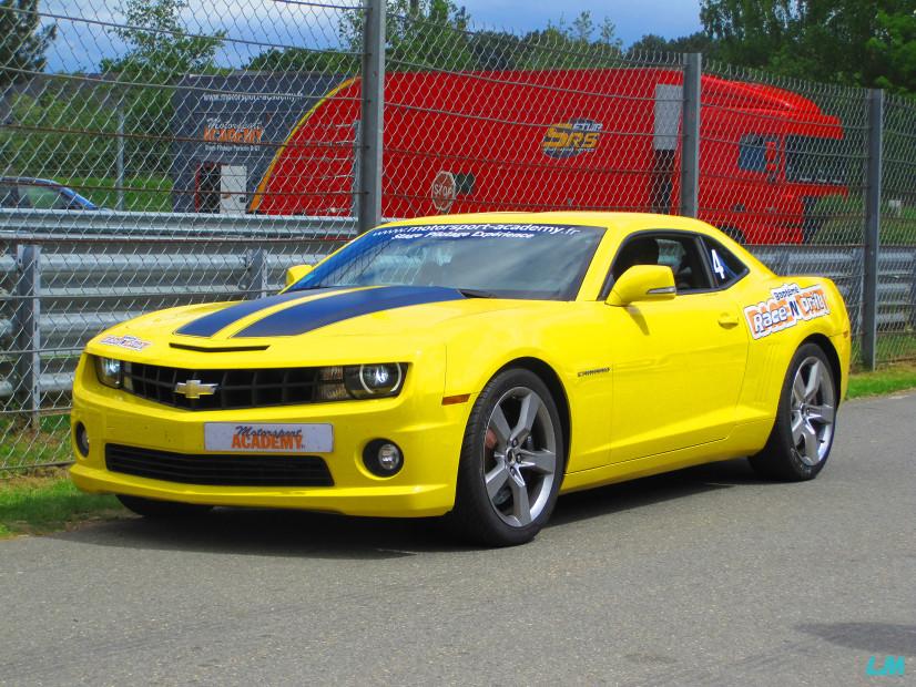 Chevrolet Camaro Motorsport Academy