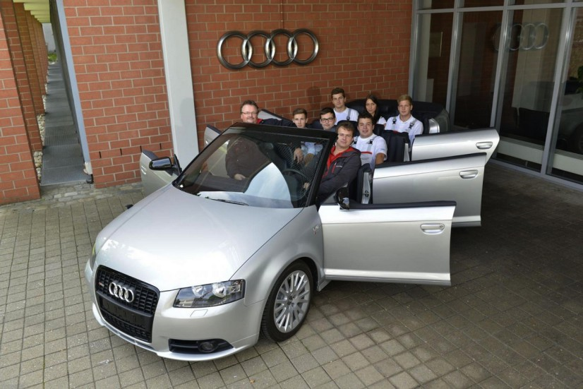 Audi A3 6 portes