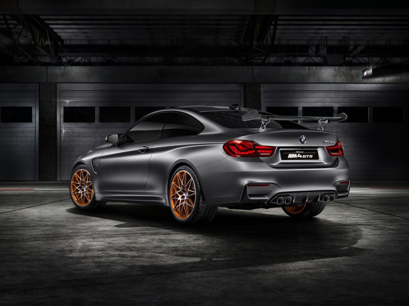 M4 GTS Concept