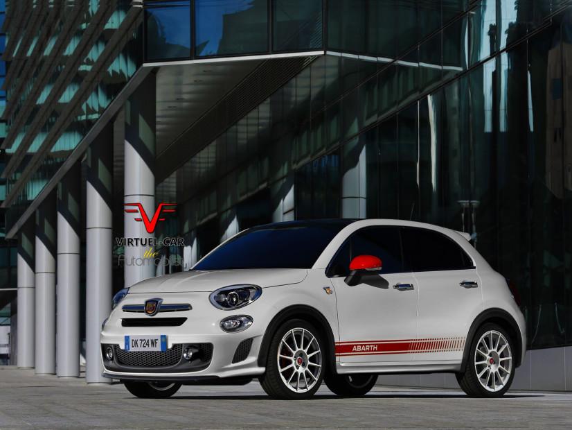 Fiat 500X Abarth