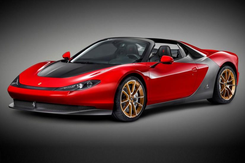 Ferrari Sergio 3 millions